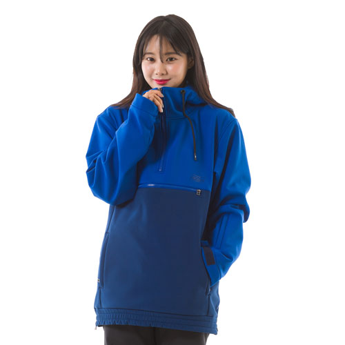 FATE ANORAK / BLUE