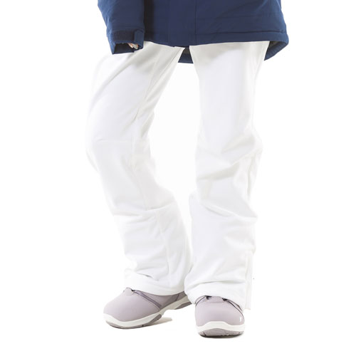 PLAIN PANTS / WHITE
