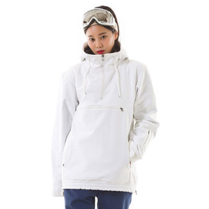 FATE ANORAK / WHITE