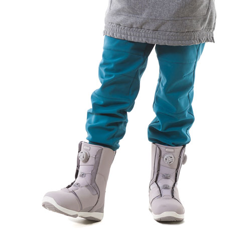 PONY PANTS / TEAL