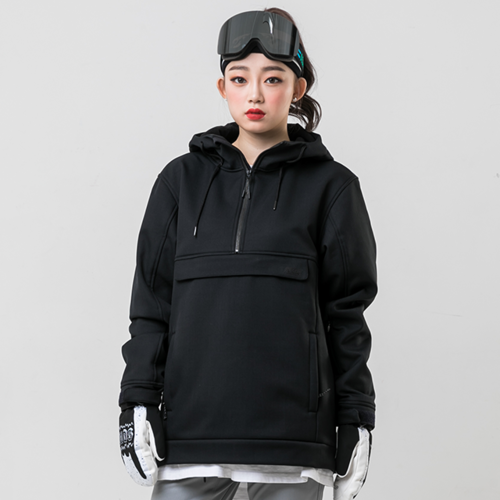 HOLD ANORAK / BLACK