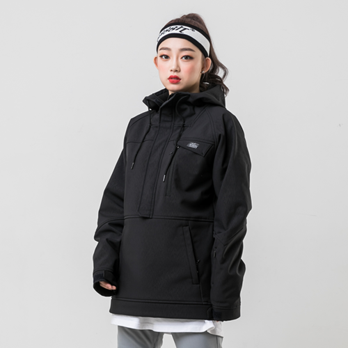 WITH ANORAK / BLACK