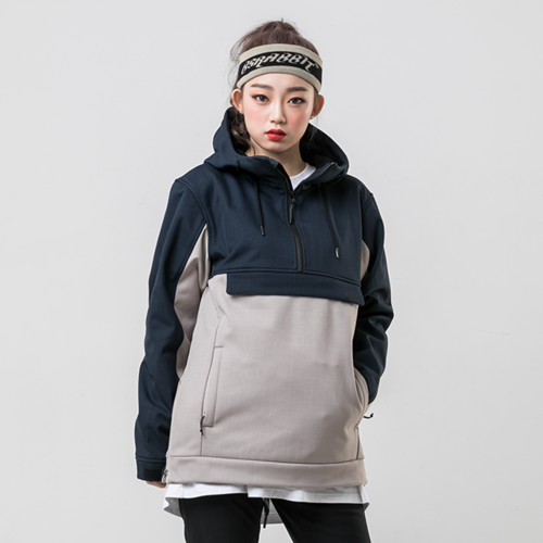 HOLD ANORAK / NAVY