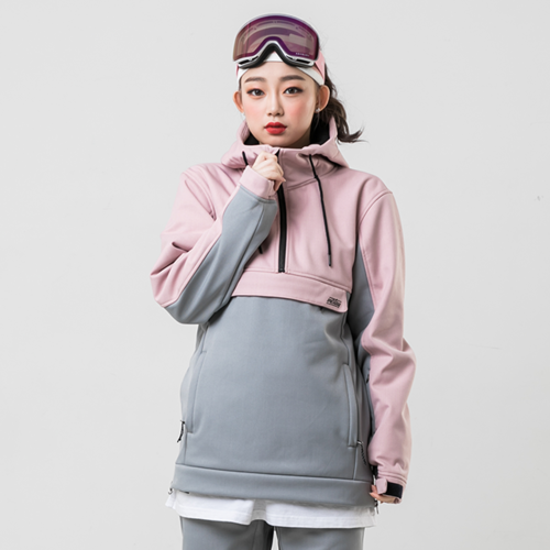 HOLD ANORAK / PINK