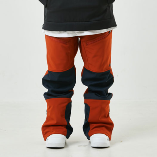 DOUGLAS PANTS / ORANGE