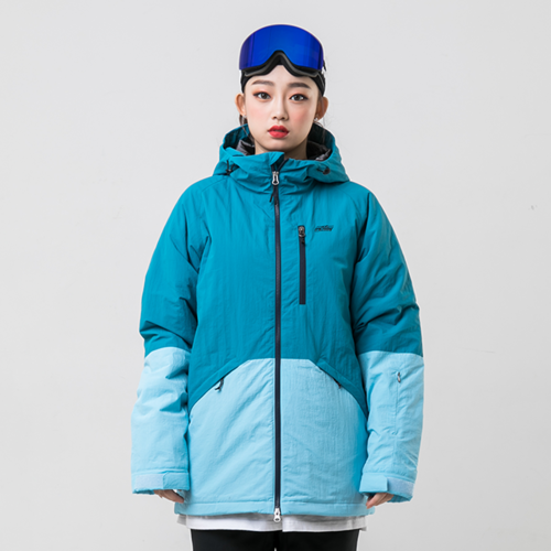 AR JACKET / TEAL