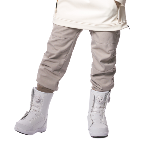 PONY PANTS / BEIGE