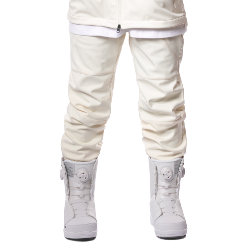PONY PANTS / CREAM