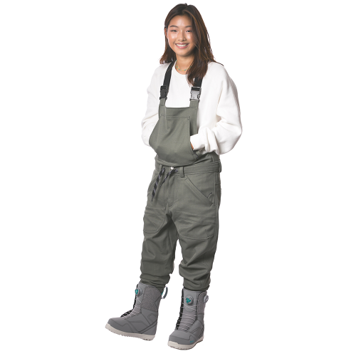 COMPOUND PANTS / OLIVE