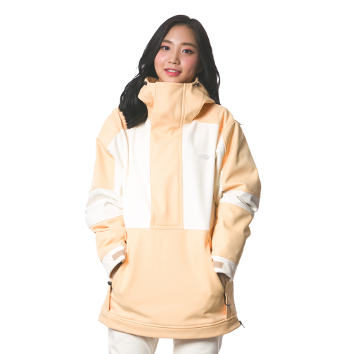 MELLOW ANORAK / YELLOW BEIGE